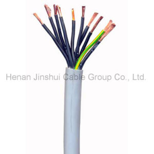 PVC Insulation and Sheath Flexible 12core Cable 2.5mm2 pictures & photos
