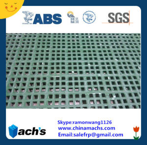 Fiberglass Grating Mesh: 8X8 H: 38mm with Best Price 2016 pictures & photos