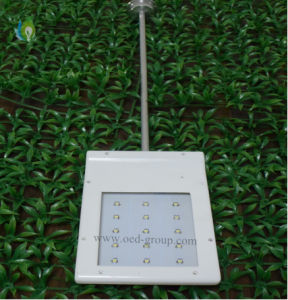 High Bright Lumen Solar Motion Sensor Street Light From Chinese Factory pictures & photos