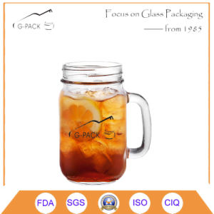 Glass Maons Drinking Jar Juice Bottle pictures & photos