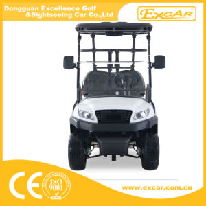 2017 New 2 Seater Electric Golf Car for Golf Course pictures & photos