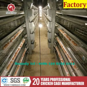 Wire Mesh Farm Machines Bird Cage Poultry Cages Kenya pictures & photos