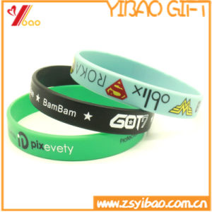 fashion Customed Silicon Wristband/Bracelets for Kids pictures & photos