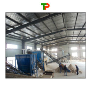 Hollow Paticle Board Machine pictures & photos