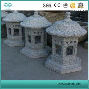 Hotsale Red/Grey/White/Nlack/Brown Gaden Lanterns/ Lantern/Granite Lantern/Stone Lantern pictures & photos