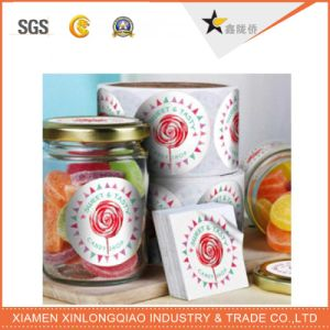 Professional High Quality Sale Custom Design Label Sticker for Bottle pictures & photos