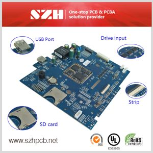 Professional Online Edition Handheld PCBA Board Manufacturer pictures & photos