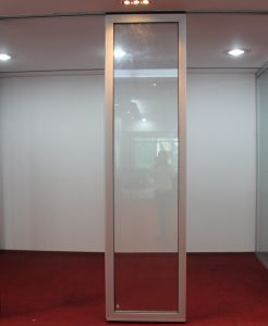 Glass Partition Wall, Movable Glass Wall pictures & photos