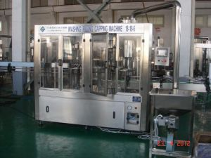 Water Bottling Machine Packing Filling Machine with Water RO Plant pictures & photos