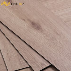 Fireproof Living Room Dance Wood PVC Vinyl Flooring Plank Tile pictures & photos