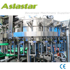 Fully Automatic Carbonated Soft Drink Filling Packing Machine pictures & photos
