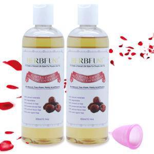 High Standard Herbal Menstrual Cup Cleansing