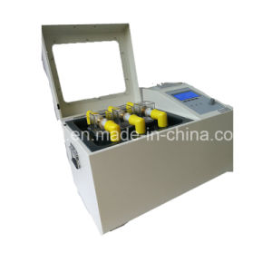 Three Cups Insulating Oil breakdown Voltage Test equipment pictures & photos