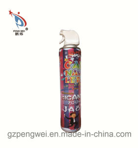 540ml Trigger Gun Canned Artificial Snow for Christmas Decoration pictures & photos