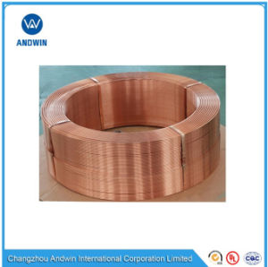 Lme Lwc Copper Tube for Refrigeration and Air Contional/Capillary Tube/Heat Exchange Tube pictures & photos