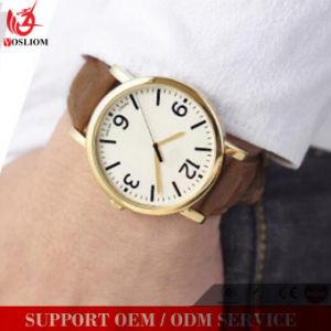 Yxl-119 Fashion Good Quality Newest Men Watch Genuine Leather Quartz Wrist Watch Mens Ladies Promotional Sport Vogue Watches pictures & photos