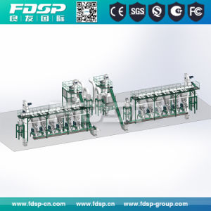 Sawdust Pellet Machine /Straw Hay Wood Pellet Production Project pictures & photos