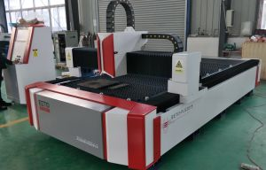 Ce Approved CNC Fiber Laser Cutting Machine for Metal Works pictures & photos