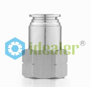 High Quality Stainless Steel Fittings with Japan Technology (SSPCF8-04) pictures & photos