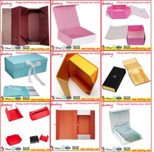 Customizable Printing Superior Quality Color Packaging Box pictures & photos