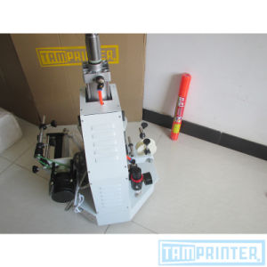 Tam-90-2 Business Card Pneumatic Hot Foil Stamping Machine for Paper Plastic Leather pictures & photos