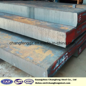SKS3, O1, 1.2510 Steel Flat Bar of Cold Mould Steel pictures & photos