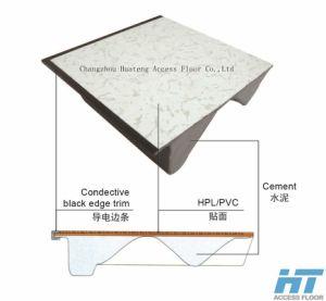 HPL/PVC Raised Floor pictures & photos