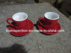 Stoneware and Porcelain Ware Production Inspection pictures & photos