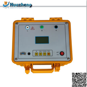 0.5kv to 10kv Battery Powered Insulation Resistance Tester Megger pictures & photos