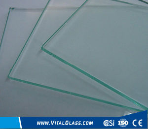 8mm Clear Float Glass for Builing Glass with CE & ISO9001 pictures & photos