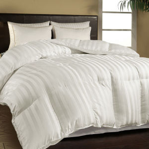 100% Cottton Downproof for Hotel Bed Linen pictures & photos