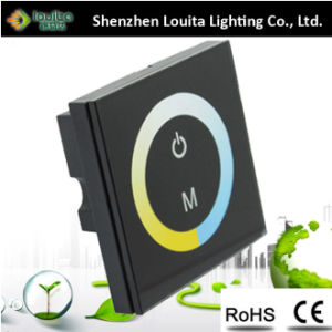 Touch Panel Color Temperature Controller pictures & photos