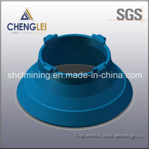 Crusher Parts for Metso Sandvik Symons Nordberg Telsmith Terex Pegson Automax Autosand Machines pictures & photos