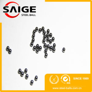 3.969mm AISI1010 G1000 Carbon Steel Ball pictures & photos