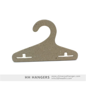 High Load Bearing Baby Paper Clothes Hanger Chipboard Hanger Fsc Recyclable pictures & photos