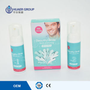 Beautiful Smile Teeth Cleaning and Teeth Whitening Foam pictures & photos