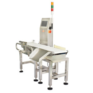 Semi-Automatic Conveyor Belt Combination Weight Checkor pictures & photos