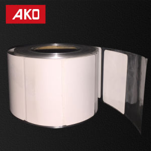 OEM Shop Label Thermal Coated Layer Pet Liner Heat Sensitive Self Adhesive Sticker pictures & photos