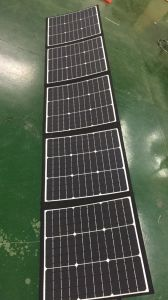 Portable Folding Solar Panel 190W for Charging Caravan pictures & photos