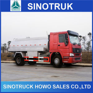 25000L HOWO 6X4 Oil Tanker for Fuel From China pictures & photos