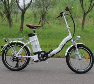 20 Inch Tyres Fodable Electric Bicycle pictures & photos