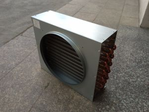 High Quality Copper Tube Aluminum Fin Condenser pictures & photos
