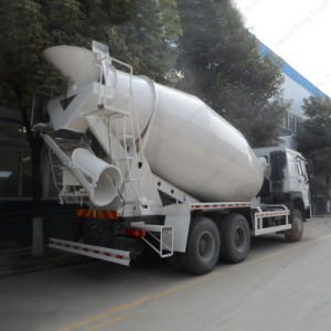 New Sinotruk HOWO Truck for Sale 10m3 Concrete Mixer Truck Capacity pictures & photos