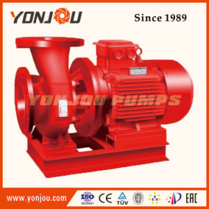 Fire Fighting Water Centrifugal with Famous Diesel Pump pictures & photos