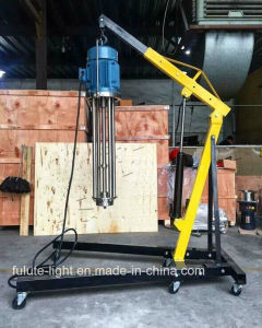 200L Hydraulic Lifting High Shear Homogenizer with Vessel pictures & photos