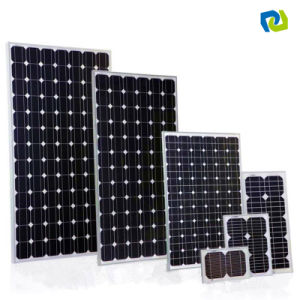 140W Renewable Energy Alternative Monocrystalline Photovoltaic Solar Panel pictures & photos