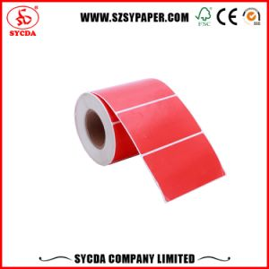Hot Sale Thermal Self Adhesive Sticker pictures & photos