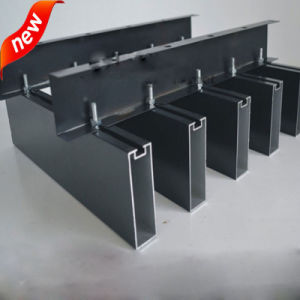 Great Decorative Ventilation Soundproof Aluminum Baffle Materials pictures & photos