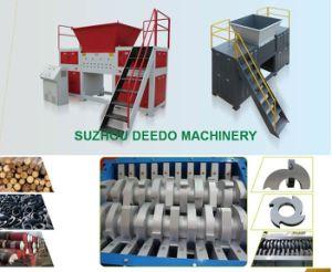 Plastic Shredder Single-Shaft Shredder pictures & photos