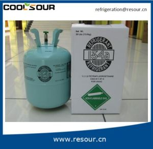 Resour High Purity R134A Refrigerant pictures & photos